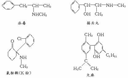 甲基苯丙胺 冰毒,即兴奋剂甲基苯丙胺,因其原料外观为纯白结晶体