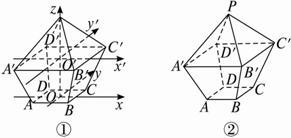 几何体直观图画法_